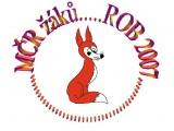logo MČR žáci