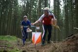 Souboj Veroniky Krčálové (modrý dres) s Luckou Procházkovou (červený dres) o zlato nakonec vyhrála druhá jmenovaná. (foto (c) Petr Matula)
